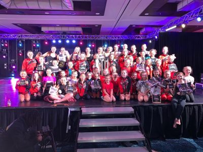 Competition Results – Upstate Carolina Dance Center